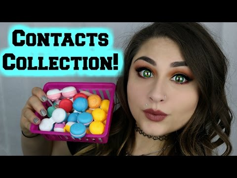 contacts collection pinkyparadisecom contact lenses beautybyjosiek