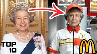 Top 10 Queen Elizabeth Conspiracy Theories