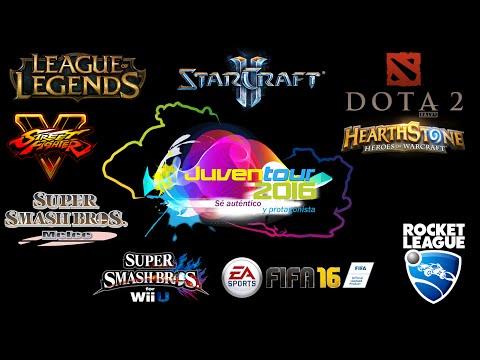 Fin de semana de e-Sports everywhere!!! USA, Colombia, EL Salvador...