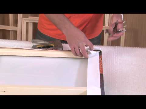 Canvas Stretcher Bars and Canvas Frames