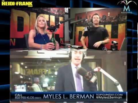Friday, May 22, 2015 Heidi & Frank on KLOS 95.5 FM Interview