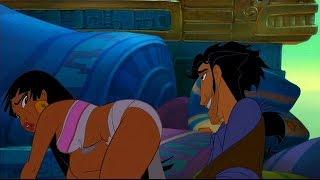 Jasmin sex scene cartoon clip 3gp