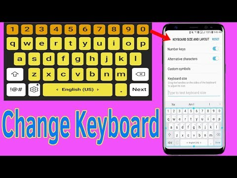 Samsung J5/J7/S7/S8/S9 Keyboard Settings : How To Customize Galaxy Keyboard - Helping Mind