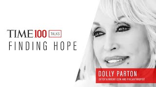 TIME100 Talks with Dolly Parton