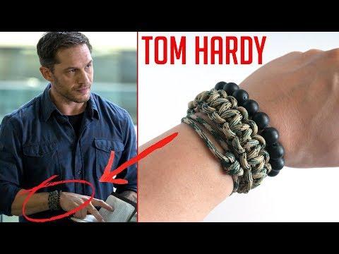 Recreating Tom Hardy's Paracord Bracelets From Venom!   Eddie Brock from Venom
