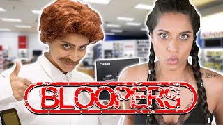 BLOOPERS: THE TRUTH ABOUT EXTENDED WARRANTY!