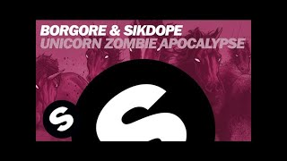 BORGORE teams up with SIKDOPE to bring you the main stage rocker that is Unicorn Zombie Apocalypse. Grab your copy NOW : http://btprt.dj/1hFUQhP  Subscribe to Spinnin