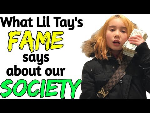 What Lil Tay's Fame Says About Our Society