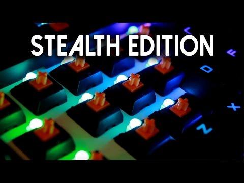 Review Update: Razer Blackwidow Chroma Stealth Edition