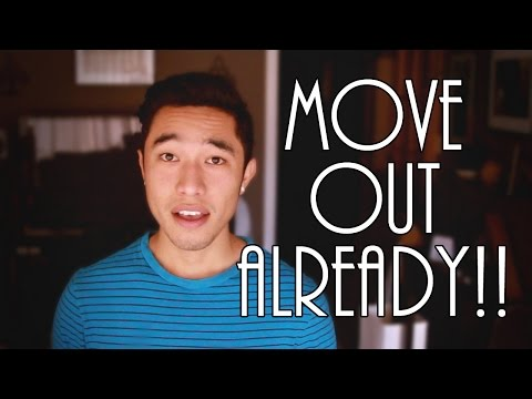 How to: Tell Your Roommate To Move Out | Daniel Donnie Flores