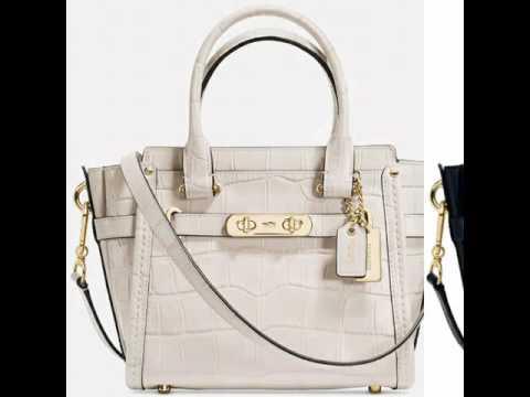 Обзор MACY'S - handbags COACH, NY