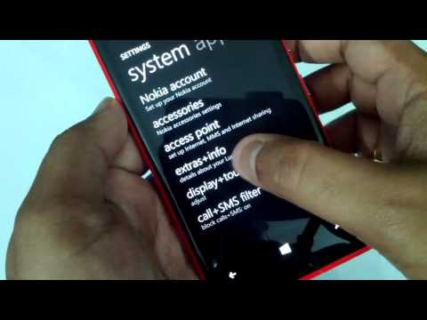 How to Enable Double Tap to Wake Feature on Nokia Lumia Phones