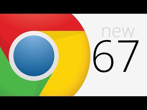 New in Chrome 67: Desktop Progressive Web Apps, Generic Sensors & BigInts