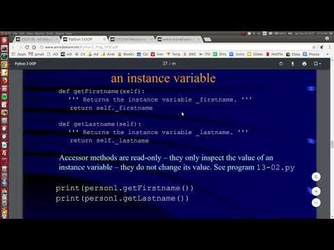Python 3 OOP2  Part 2