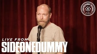 Kyle Kinane at The SideOneDummy Storytellers Show
