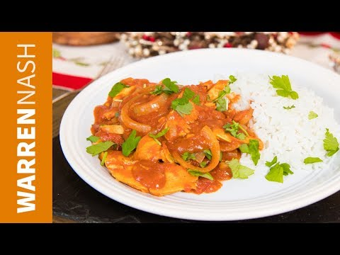 Easy Turkey Curry Recipe - Ultimate Christmas Leftover Recipes by Warren Nash
