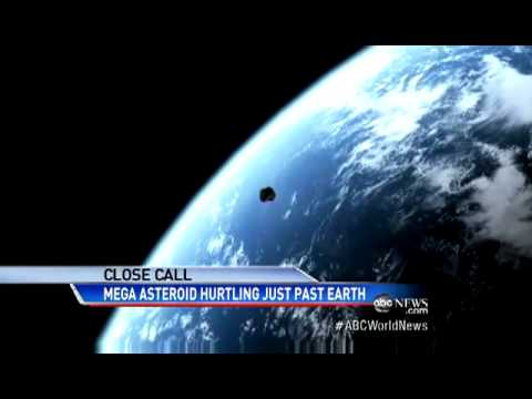 Asteroid to Pass Close to Earth as Astronomers Watch   Video   ABC News2