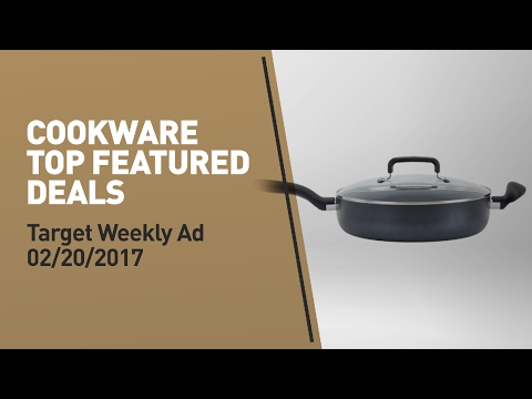 Cookware Top Featured Deals Target Weekly Ad 02/20/2017