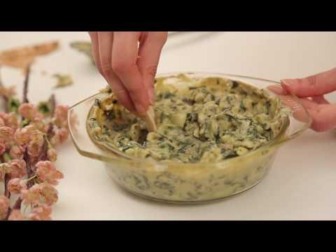 Vegan Spinach Artichoke Dip | Recipes