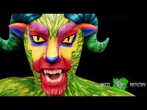 ✅COCO FLYING MONSTER: PEPITA MAKEUP TUTORIAL (Spirit Monster)