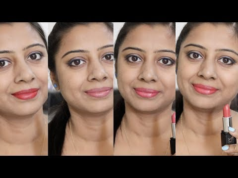 Most Affordable Super Matte Lipstick in India || Preventing Naturally Soumali