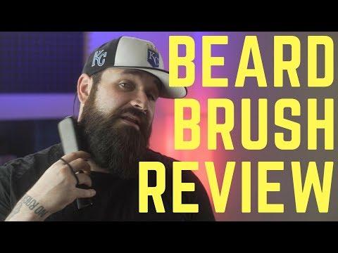 Best Beard Brush Ever? | Why you NEED a beard brush