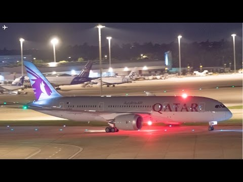 Nightspotting at Manchester Airport- Terminal 1 & 2 Ground Operations
