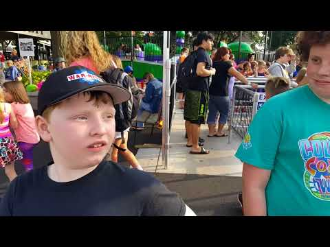 Seabreeze VLOG and off ride video 8.28.17