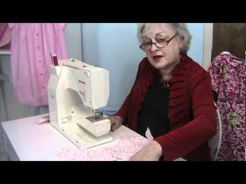 Wrap-Around Yoke - Part 4 - Sewing on the Collar