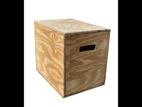 How to Build an Excercise Plyo Box with Campbell Hausfeld