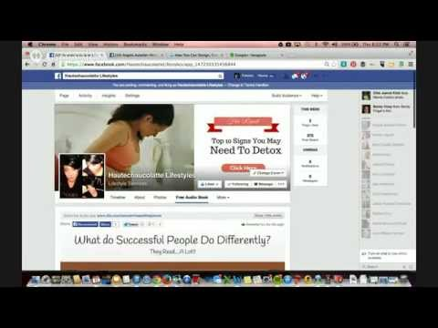 How to Create Facebook Fan Pages for Network Marketing, Direct Selling & MLM