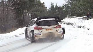 - Test Ford Fiesta WRC 2017 - Seb Ogier - Checkpoint Rallye -