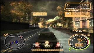 NFS Most Wanted [2005] - Challenge Series #64