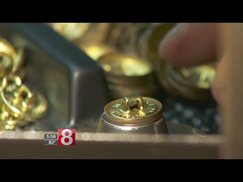 Connecticut button company has legacy connected to nation's history