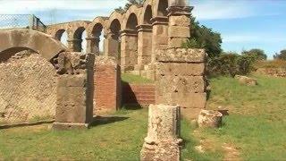Ferento - Teatro romano e terme