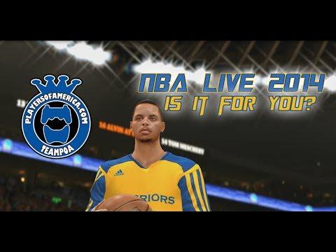 NBA Live 2014 || PS4 || Should You?