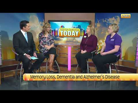 NDT Memory loss, dementia, and Alzheimer's Disease part one