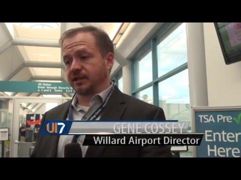 TSA PRECHECK ENROLLMENT AT WILLARD -SK