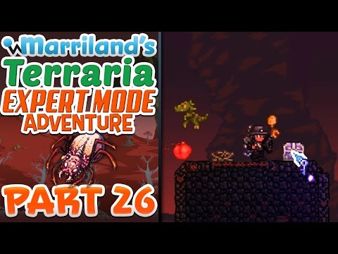 Terraria 1.3.3 (PC) Expert Mode, Part 26: Shadow Sneaking!