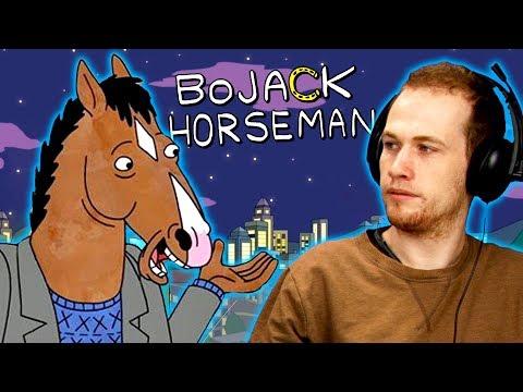 Irish People Watch Bojack Horseman