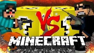 Minecraft: MEME LUCKY BLOCK CHALLENGE | Explosive Snipers!
