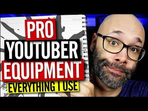 My YouTube Gear Setup (Everything I Use to Make Videos)