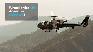 Explainer video: What is the UN doing in Cyprus? Facts and figures since 1964.