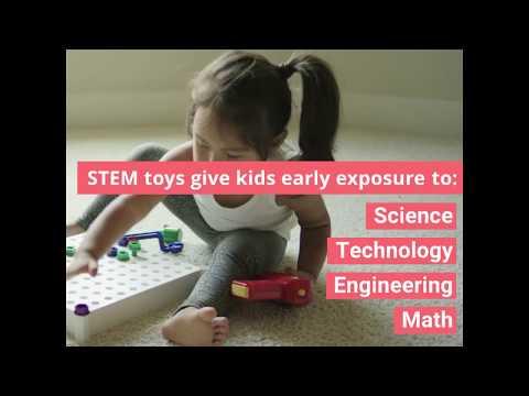 Screen-free STEM Toys Kids Will Love