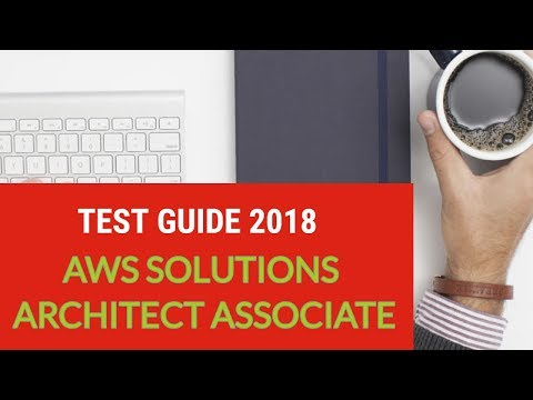 AWS Certified Solutions Architect Exam Tips | New Release 2018