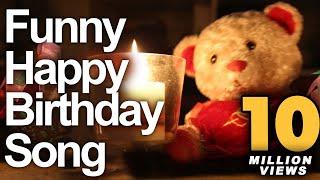 Funny Happy Birthday Song - Cute Teddy Sings Very Funny Birthday Song | Funzoa Mimi Teddy