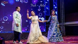Cutest parents dance for their daughter's weddings | #HiYaDaViaah