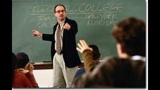 The Atheist Professor vs. Christian Student named