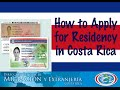How to get Residency in Costa Rica