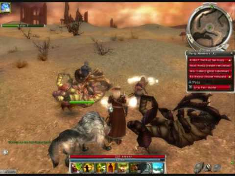 Guild Wars gameplay